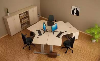 Standard irodabútor család